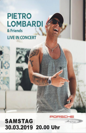 Pietro Lombardi & Friends - Live in Concert