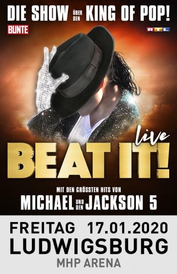 Beat It! - Die Show über den King of Pop