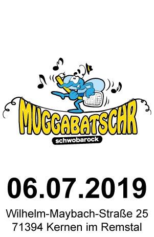 Muggabatschr – schwobarock isch back