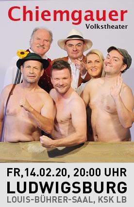 Chiemgauer Volkstheater - Bauer sucht