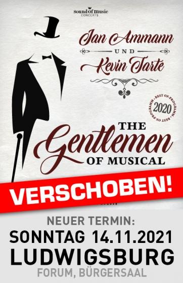 Jan Ammann & Kevin Tarte - The Gentlemen of Musical -