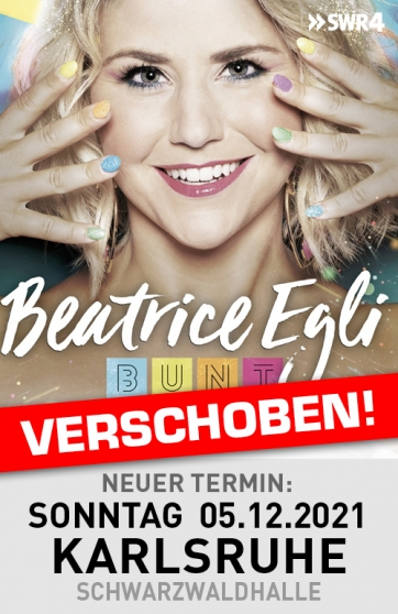 Beatrice Egli - Best Of 2021 in Karlsruhe