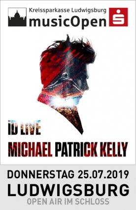 Michael Patrick Kelly - iD Live 2019
