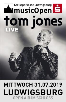 Tom Jones - Live