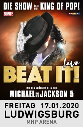 Beat It! - Die Show über den King of Pop