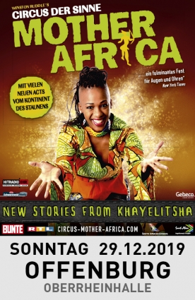 Circus Mother Africa in Offenburg