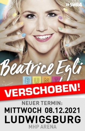 Beatrice Egli - Best Of 2021 in Ludwigsburg