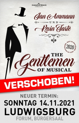 Jan Ammann & Kevin Tarte - The Gentlemen of Musical -