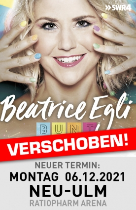 Beatrice Egli - Best Of 2021 in Neu-Ulm