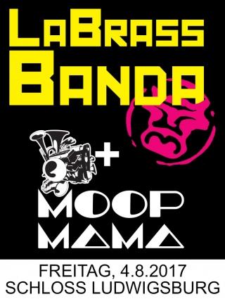 LaBrassBanda & Moop Mama